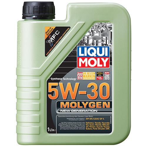 Engine oil LIQUI MOLY Molygen New Generation 5W-30 1 of l  9041