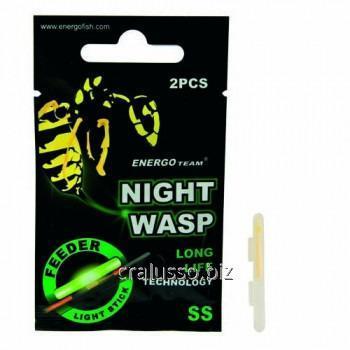 Светлячок ET с креплением на Feeder Night Wasp 2шт SS