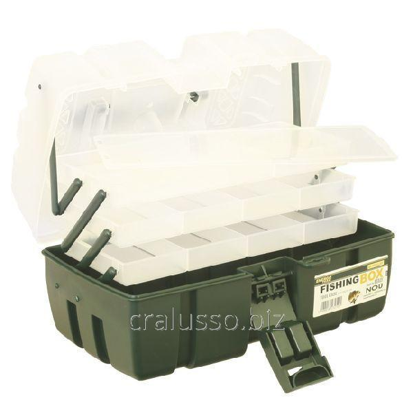 Ящик Fishing Box 3 TRAYS ARIEL -307 3-полки