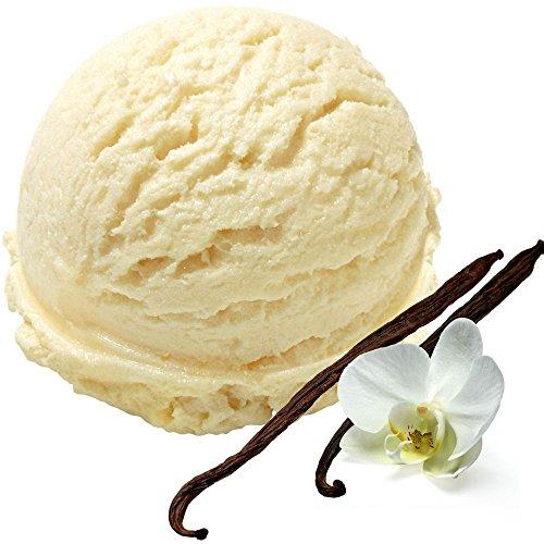 Сухая смесь Грандис Ваниль (ванильное морожено) подходит для приготовления тайского жареного мороженого