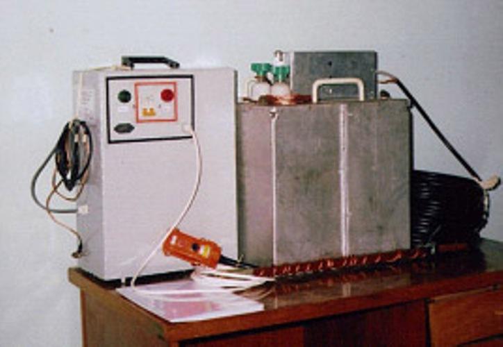 Установка для очистки каналов, оборудование литейное