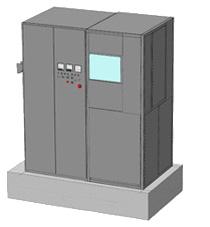 Литейное оборудование для упрочнения поверхностей катания