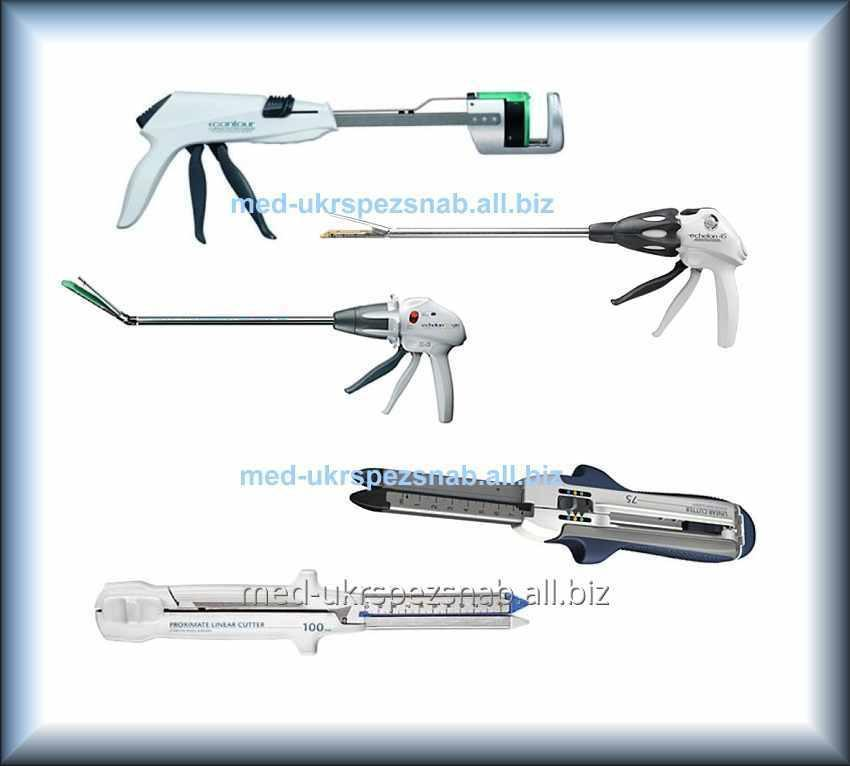 Buy The linear sshivayushche-cutting devices ETHICON ECHELON FLEX compac