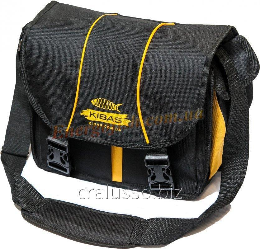 Buy Spinningist Kibas Spin St's bag 34kh22kh26sm, black-yellow