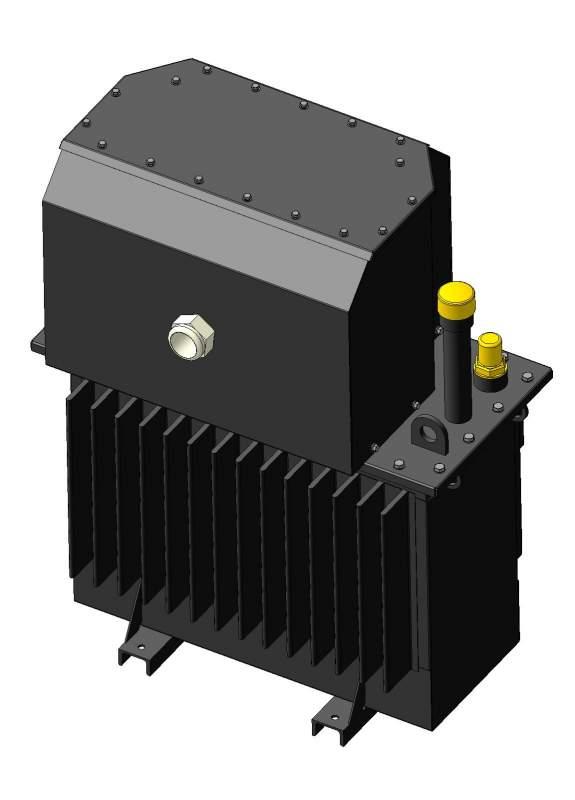Трансформатор трехфазный спец.назначения (экскаваторный) типа ТМЭ, ТМЭГ 6-10кВ