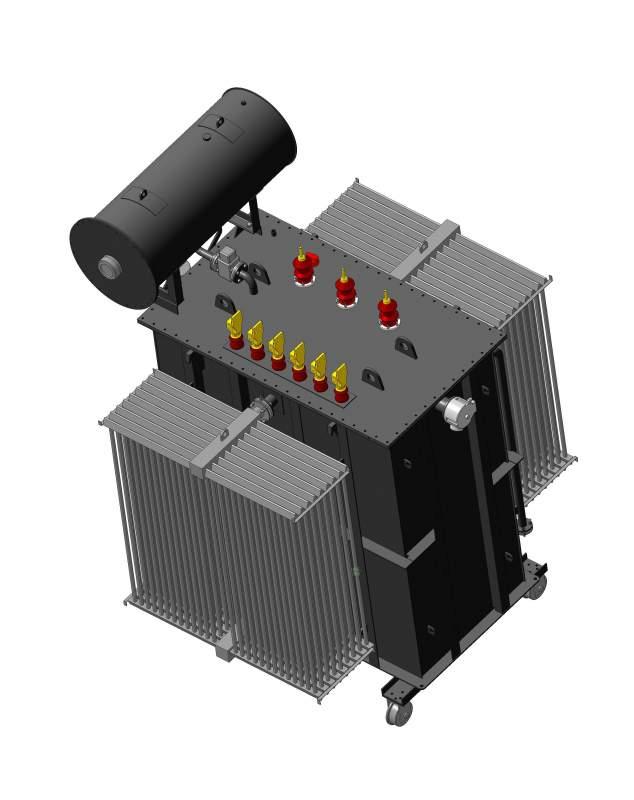Трансформатор трёхфазный преобразовательный типа ТМП,ТРМП,ТРДП