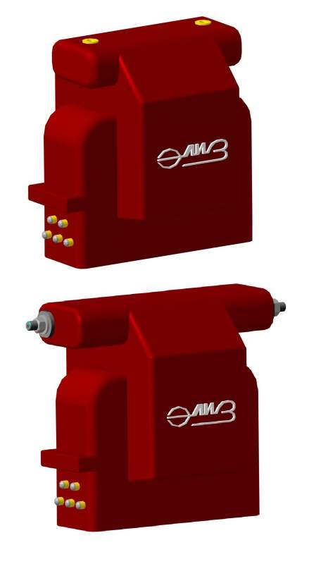Трансформатор напряжения однофазный типа ОЛС, ОЛСП 6-10кВ
