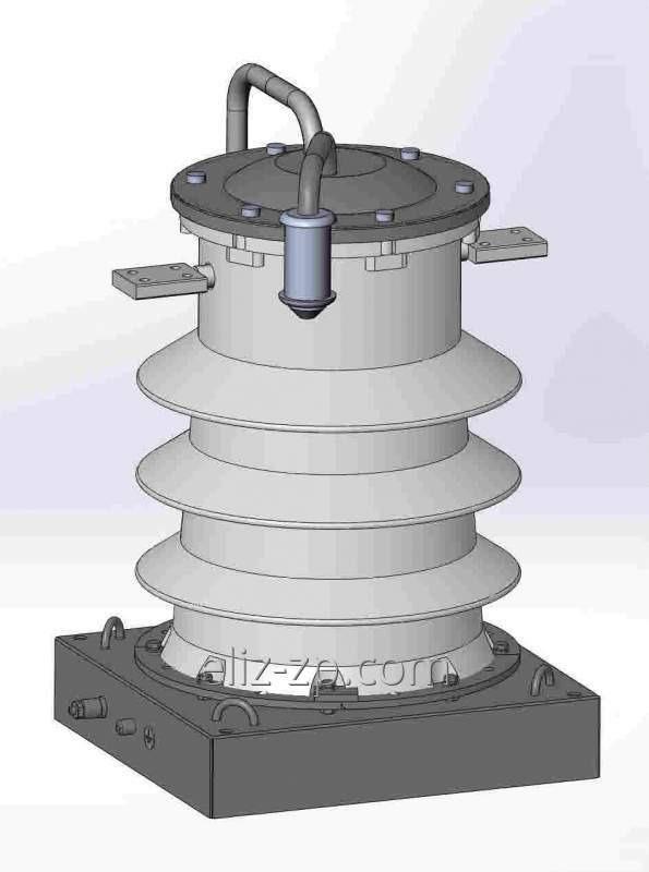 Трансформатор тока масляный типа ТФЗМ-П 35, 110, 150 кВ