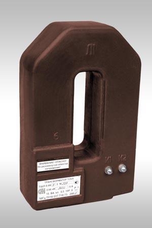 Трансформатор тока шинный типа ТШЛ-0,66-III 0,66 кВ