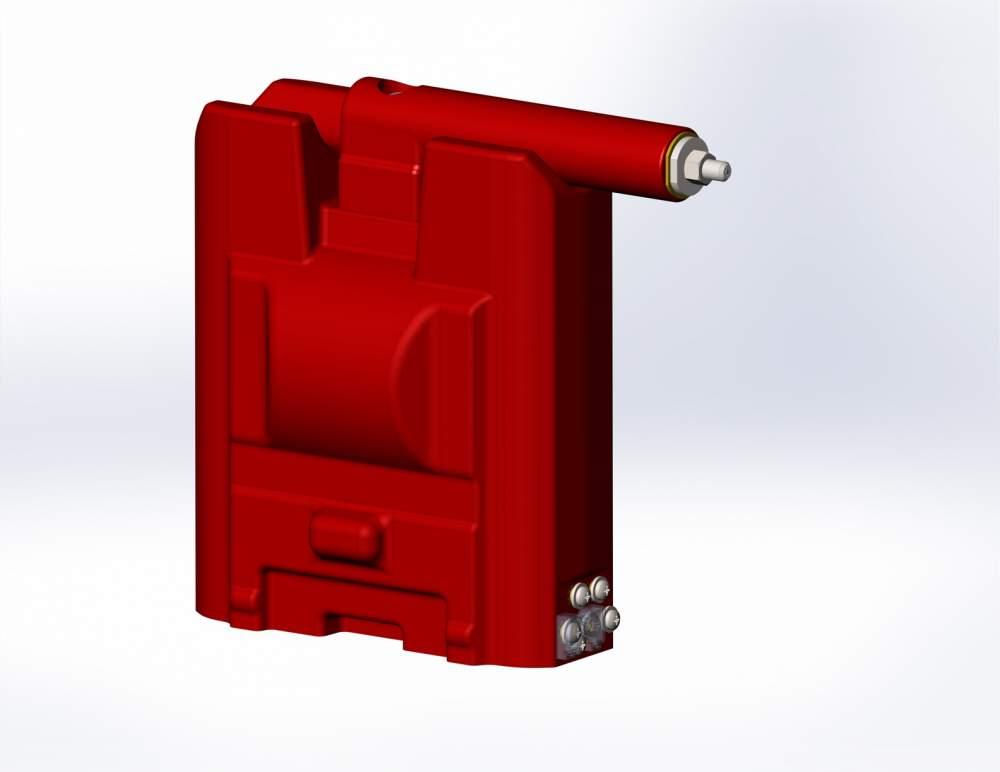 Трансформатор напряжения литой типа ЗНОЛ-Э, ЗНОЛП-Э 6-10 кВ