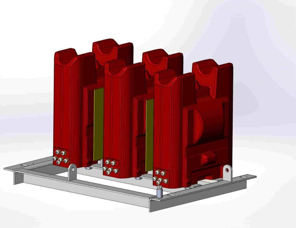 Трансформатор напряжения литой типа НАЛИ-Э-6, НАЛИ-Э-10 6-10 кВ