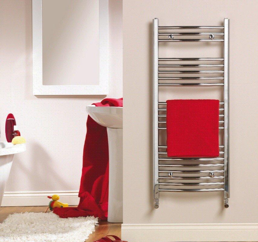 Купить Радиатор для ванной комнаты Technotherm HR 60/180 chrom/ 0,6 кВт