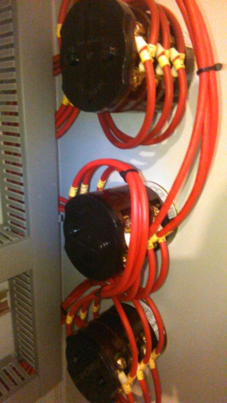 Ящик управления освещением ЯУО 9601, ЯУО 9602