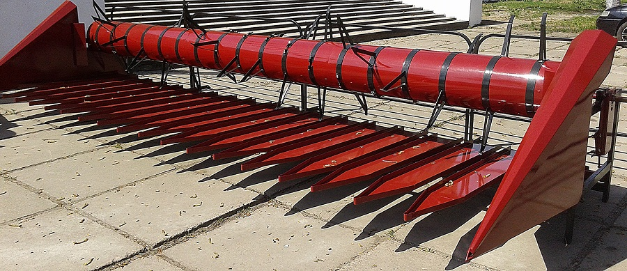Приставка на подсолнух ПС(А) 7 м на комбайн Акрос,Торум