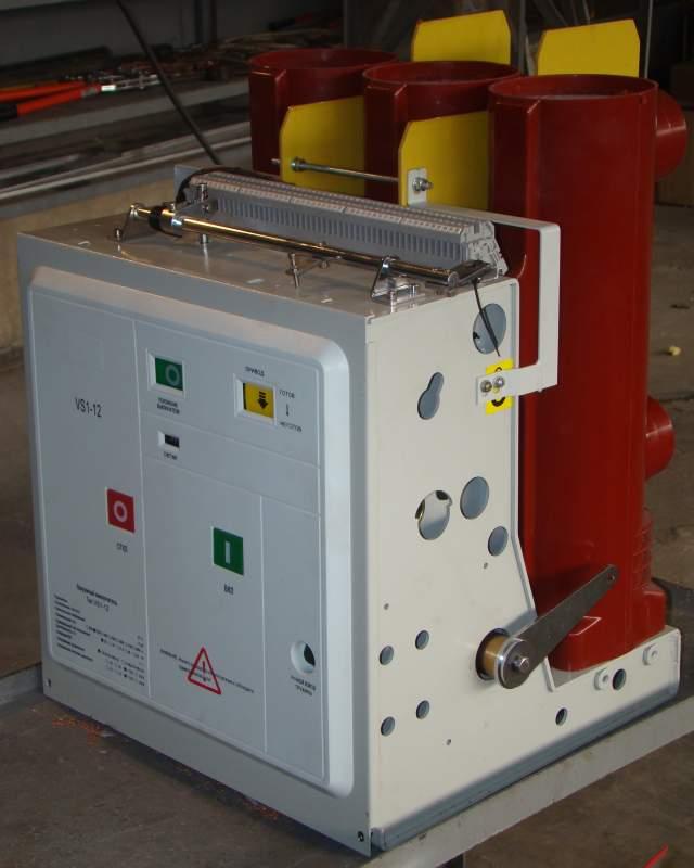 Вакуумный выключатель серии VS1-12 6-10кВ