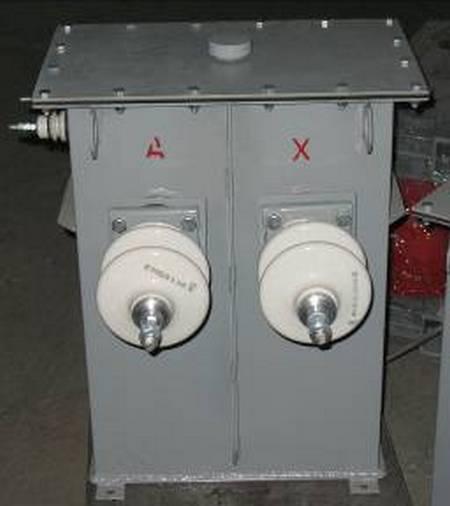 Однофазный силовой масляный трансформатор типа ОМП, ОМ (6-35кв)