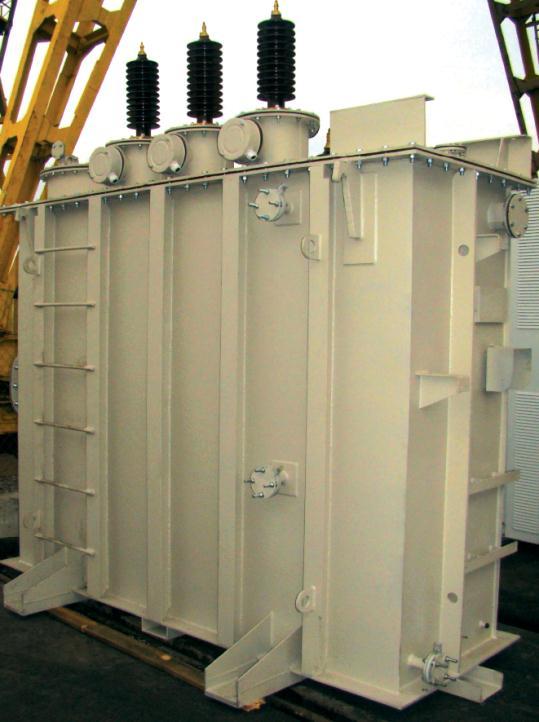 Трехфазный силовой масляный трансформатор типа ТД-10000, ТД-16000, ТМН-1000, ТМН-1600, ТМН-2500, ТМН-4000, ТМН-6300, ТДНС-10000, ТДНС-16000, ТРДНС-25000 (35 кв)