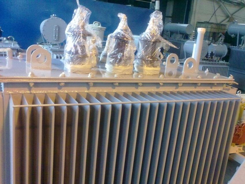 Трансформатор масляный преобразовательный типа ТРМП, ТРДП