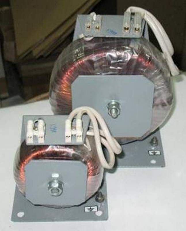Однофазный трансформатор типа осм, ост (0,66кв)