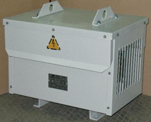 Трехфазный трансформатор типа ТСЗИ, ТС, ТСУ (0,66кв)