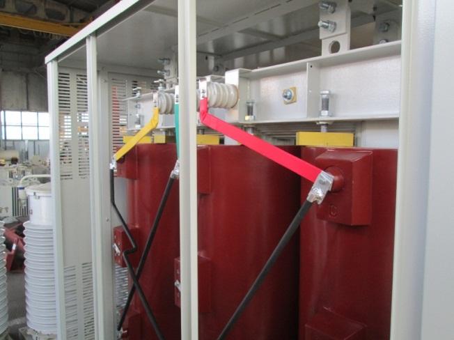 Трансформатор сухой с литой изоляцией типа ТСЗЛУ, ТСЛУ, ТСЗСЛУ; ТСЗГЛ (6-10кв)