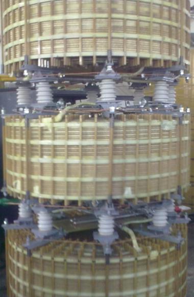 Однофазный сухой сглаживающий реактор СРОСЗ
