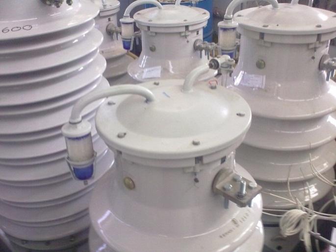 Трансформатор напряжения типа НКФ-110 II -У1