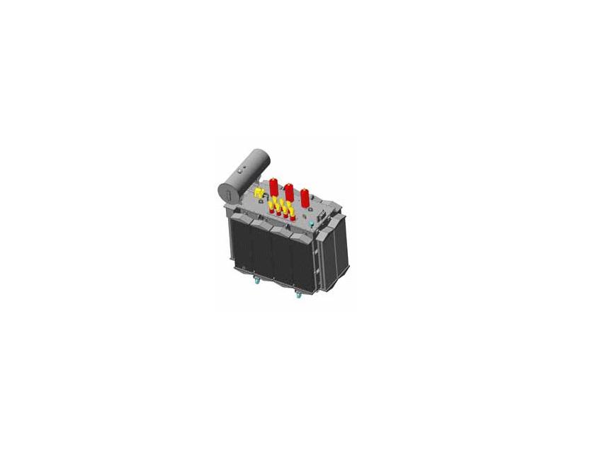 Трехфазный силовой масляный трансформатор типа ТМ-100-6300кВА, ТД-10000-25000кВА (27,5-35 кВ)