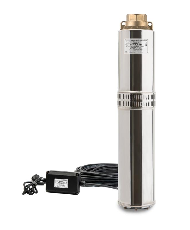 Submersible pump Aquarius of BTsPE 1,2-25U