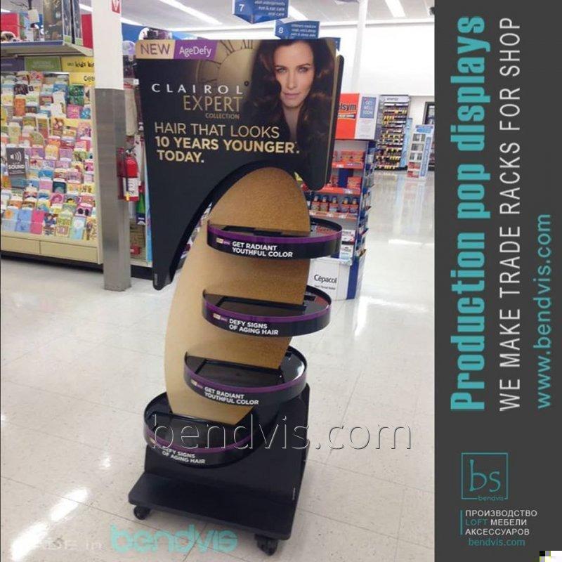Handel vinduer for kosmetikk