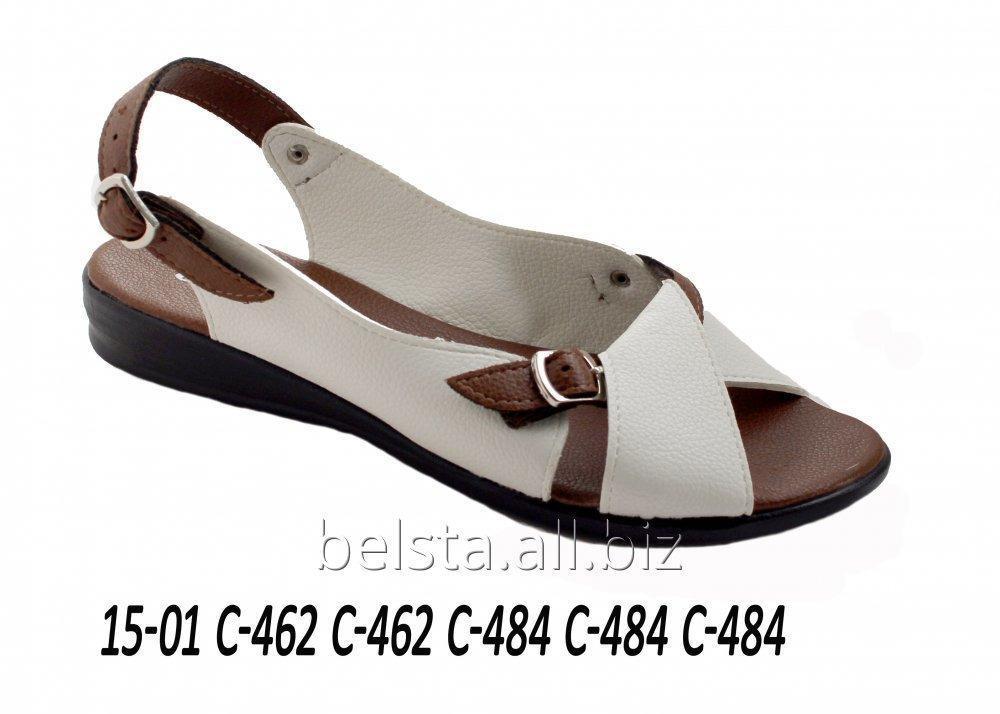 """Летняя обувь ТМ """" Белста"""" для девушек  и женщин (сандалии или шлепанцы)"""