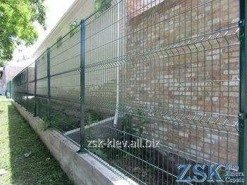 Buy Fence from a grid height 2.0m the Section STANDARD the SZS-02 code