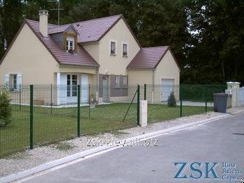 Buy Fence from a grid section height 1.5m the Section STANDARD the SZS-01(1) _2_13 code