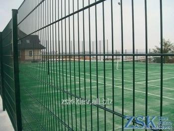 Забор секционный из сетки высотой 1.7м Секция ПРОМ код STP-03