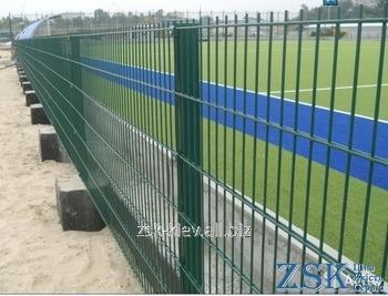 Buy Fence from a welded grid height 1.5m green