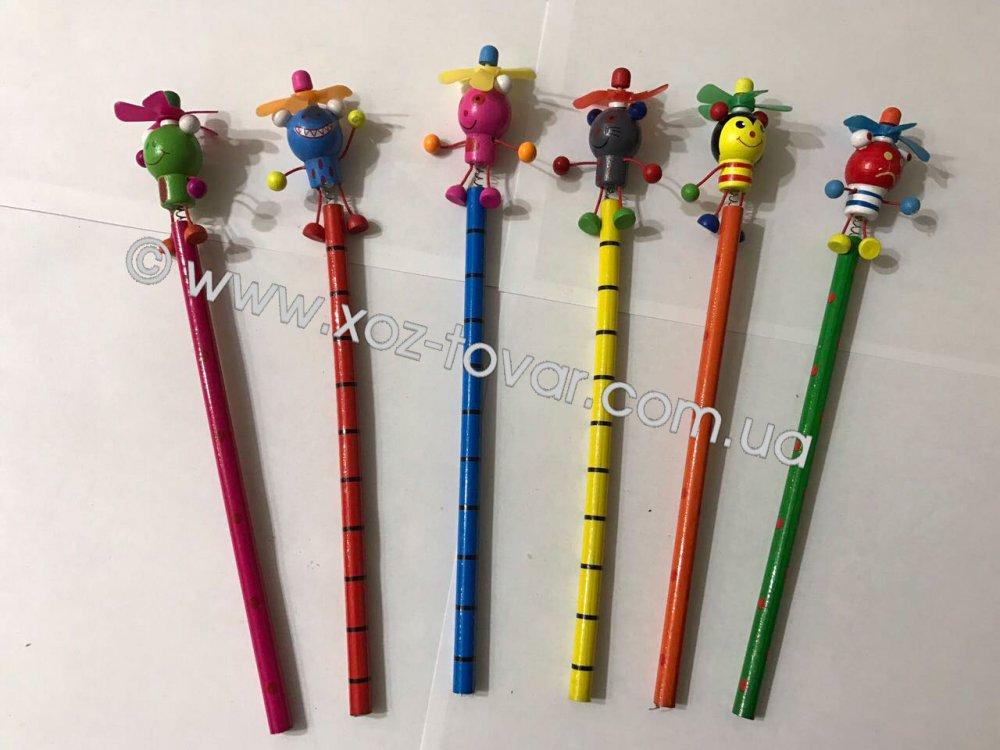 The pencil is children's, piece.