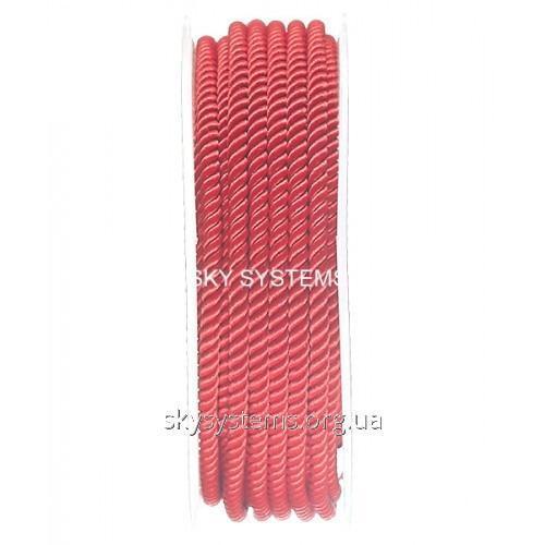 Шелковый шнур Милан 226   3.0 мм, Цвет: Красный 30