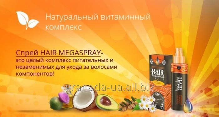 Спрей для волос Hair MegaSpray Хэир Мегаспрей
