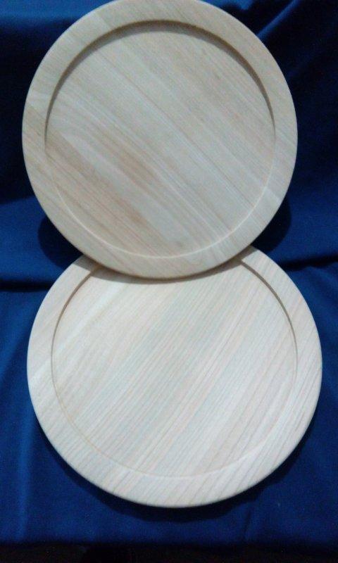Тарелочка с каемкой 250 мм