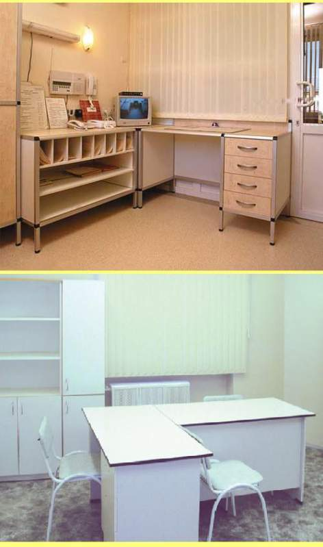 Купить Медицинская мебель на заказ