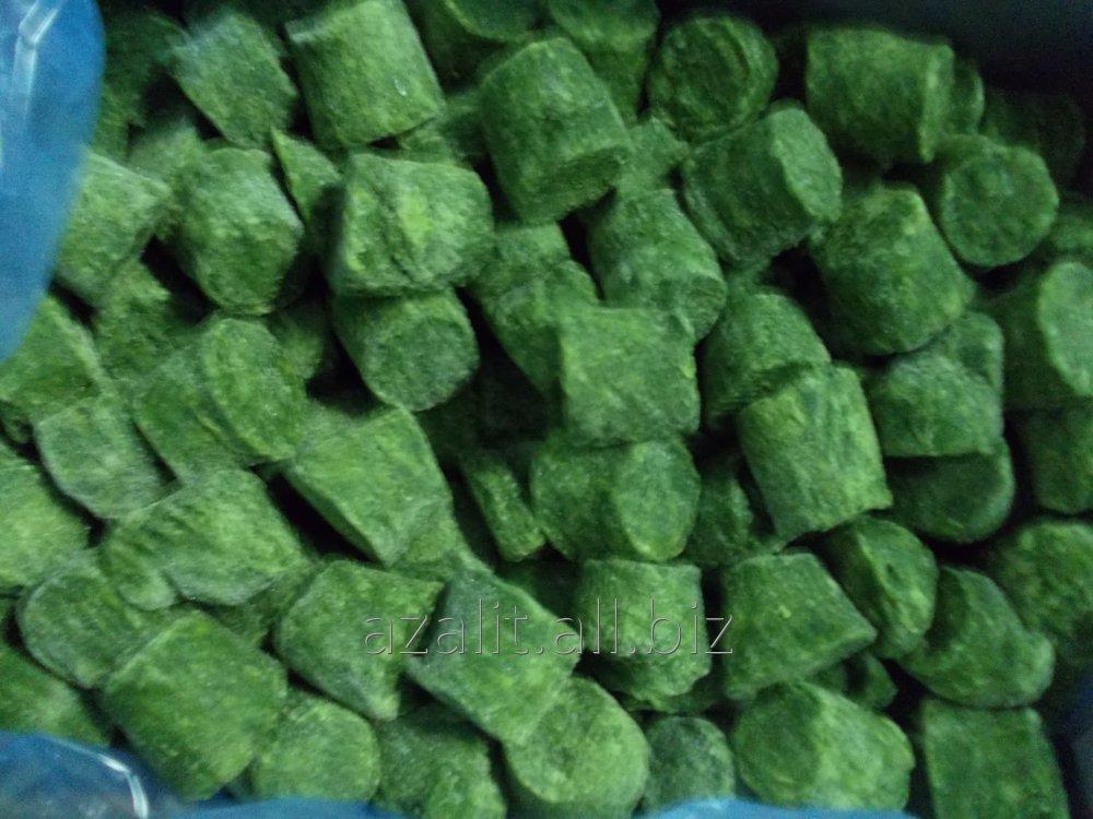 Купить Шпинат замороженный резанный