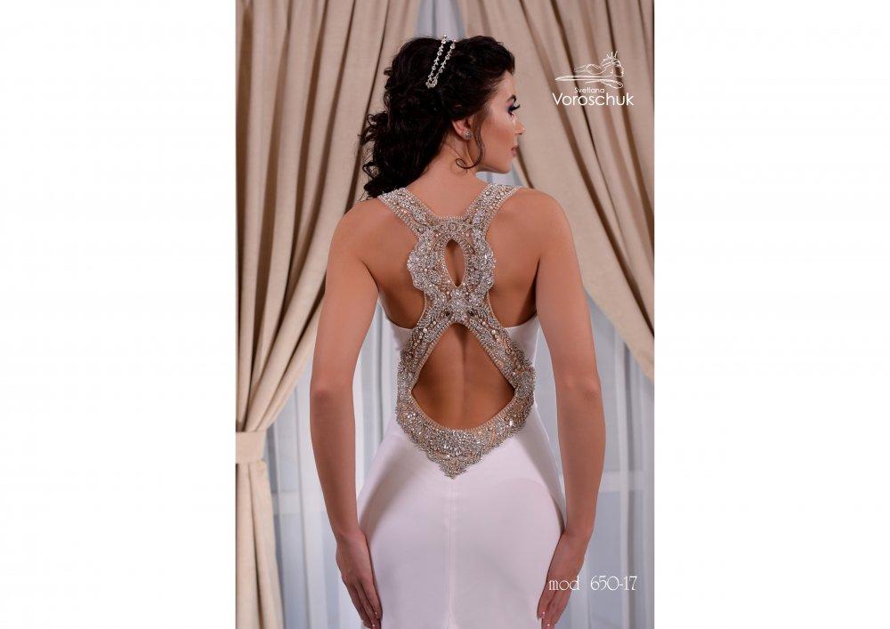 Wedding dress, model 650