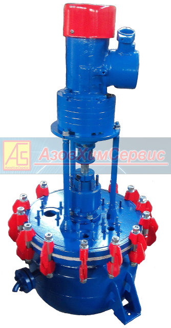 Buy Stainless steel reactor (laboratory) 40l