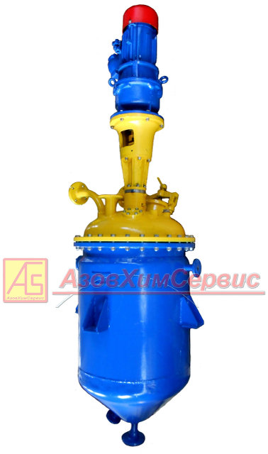 Buy Reactor of corrosion-proof 200 l