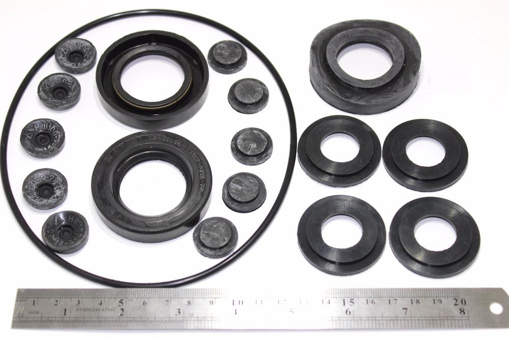 Ремкомплект для гидронасоса НШ 32Д (с пластм. обоймой) арт.  117