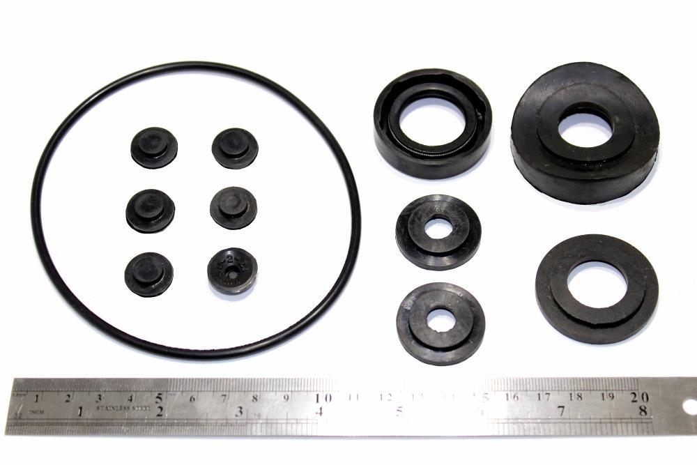 Ремкомплект для гидронасоса НШ-100А-3 Антей (с окантовкой) арт.  132