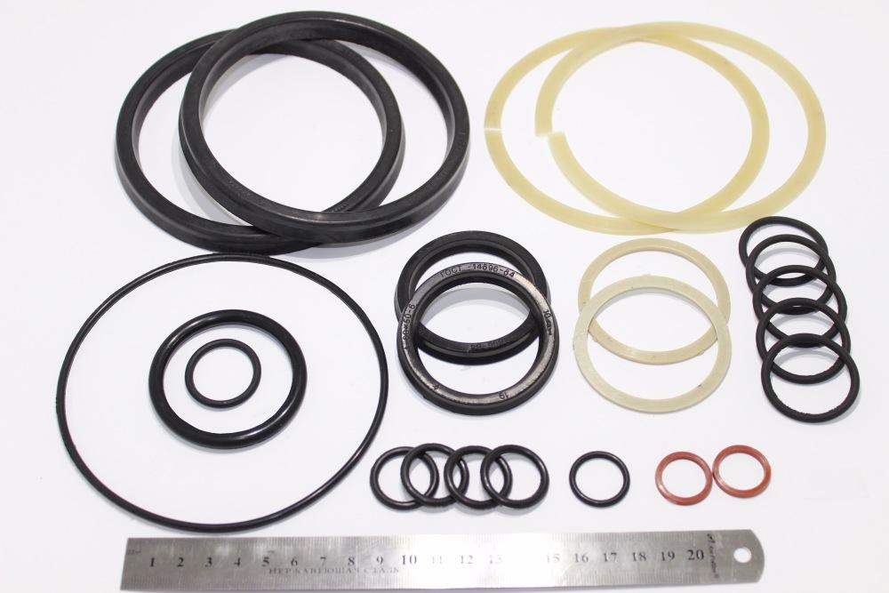 Ремкомплект для гидроцилиндра ЦС-125 (Т-150) с манжетами с/о арт.  310