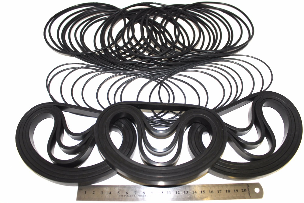 Уплотнительные кольца  гильз двигателя ЯМЗ-240М2,НМ2,ПМ2 арт.  4092