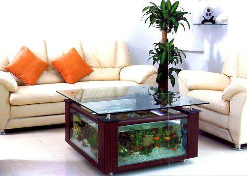 Стол аквариум украина