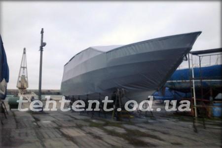 Тент для яхты